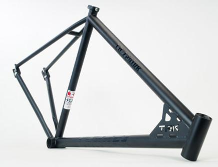 Leader Bikes Trick 729TRK 2.0 frame