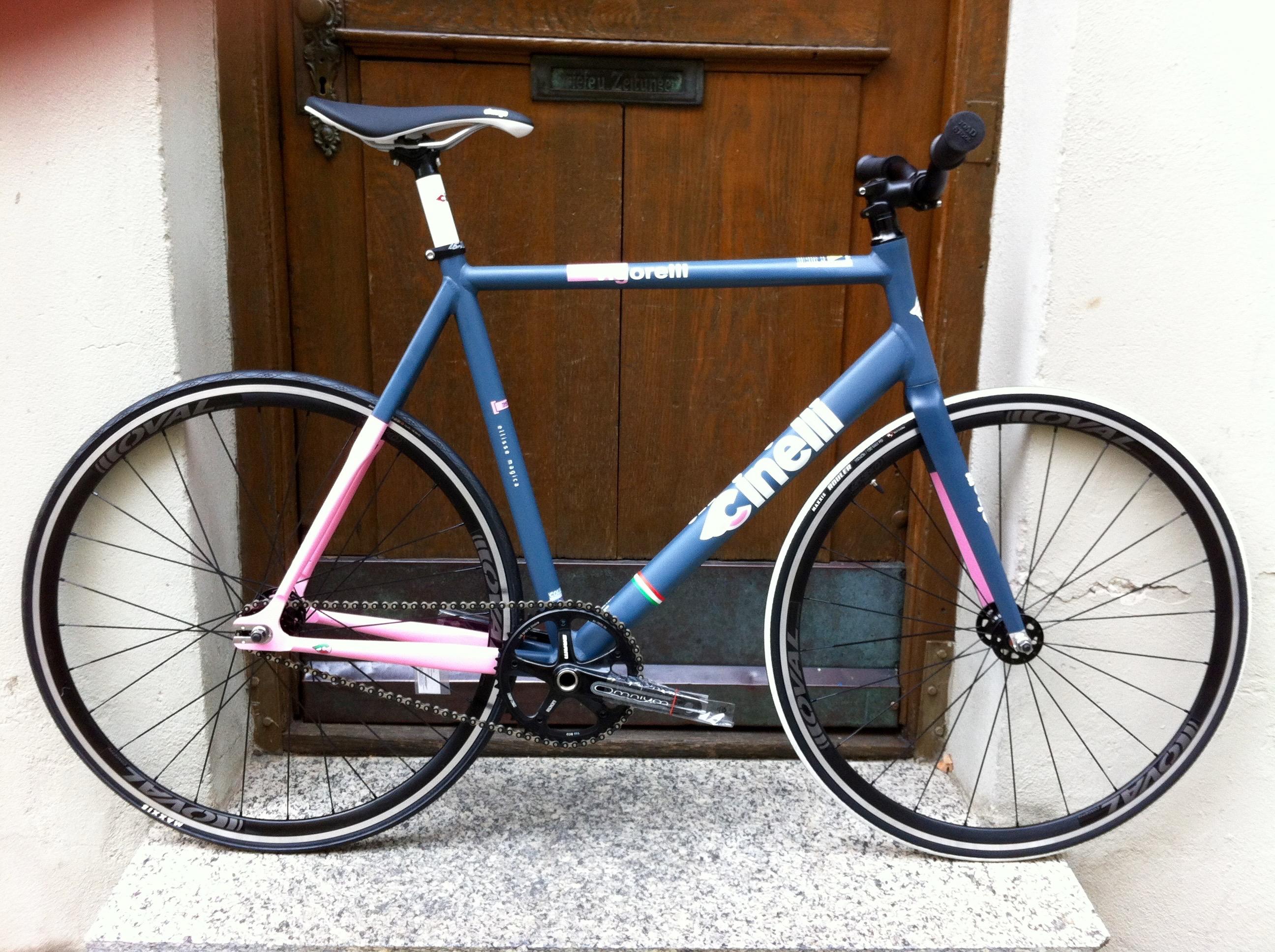 897a9c9d543 Cinelli Vigorosa Fixed / Singlespeed Bike