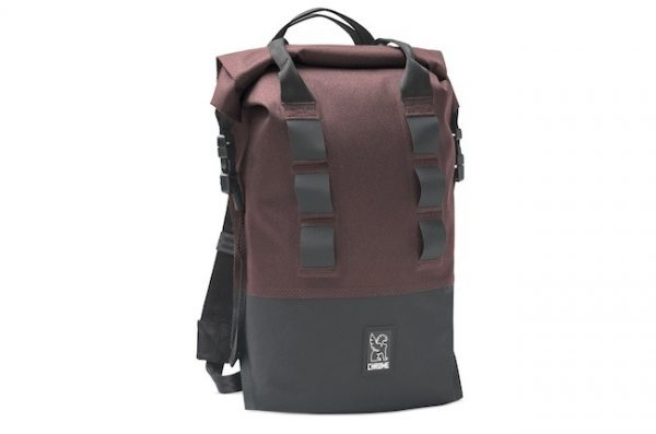 Chrome Ex Rolltop 18 maroon