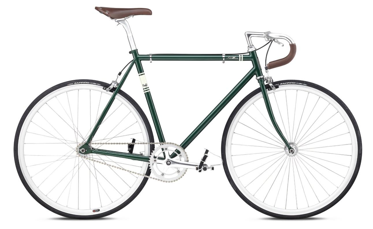 Fuji Feather 2018 Singlespeed / Fixed Gear / Track Bike – Chromoly ...